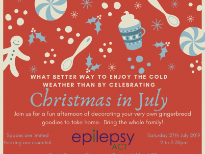 Christmas In July 2019 Images.Christmas In July 2019 Epilepsy Act