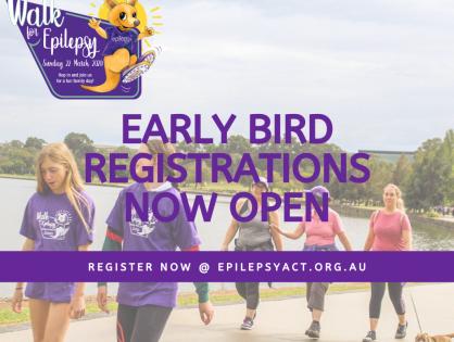 Early Bird Registrations Now Open