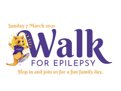 Walk for Epilepsy 2021 - Registrations are now open
