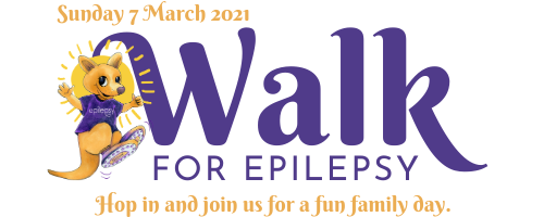 Save the Date - Walk for Epilepsy 2021